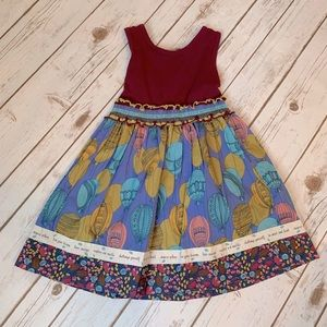 Matilda Jane Elevated Paint By Numbers Dress